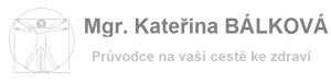 Mgr. Kateřina BÁLKOVÁ